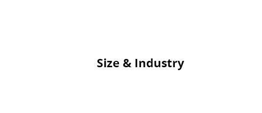 Size and Industry