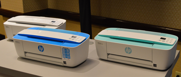 Hp S Smallest Inkjet All In One Is Instant Ink Compatible
